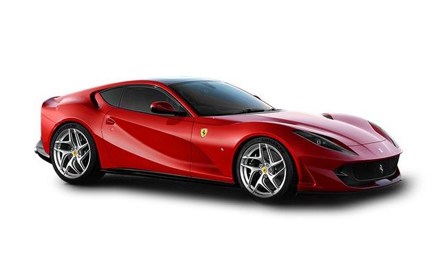 Executive Auto Group Ferrari